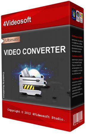 4Videosoft Video Converter Cover
