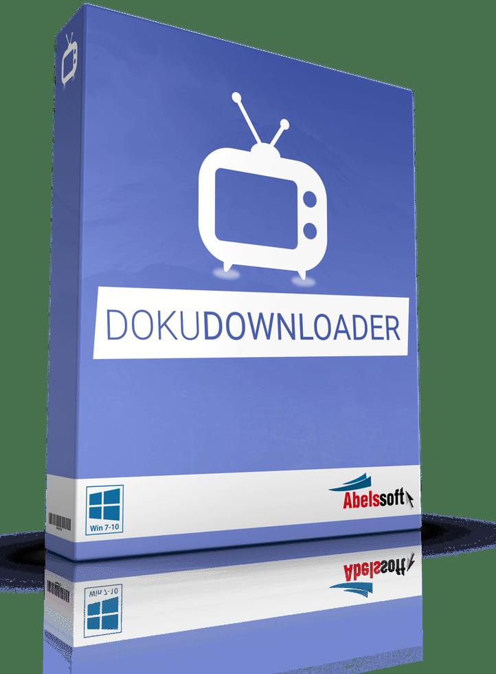 Abelssoft Doku Downloader Plus Cover