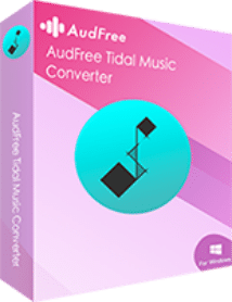 AudFree Tidal Music Converter Cover