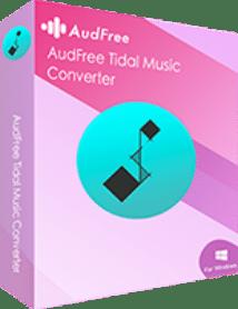 AudFree Tidal Music Converter Cover