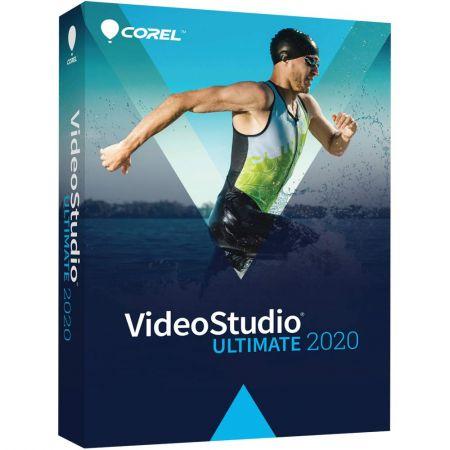 Corel VideoStudio Ultimate 2020 Cover