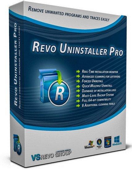 Revo Uninstaller Pro Cover