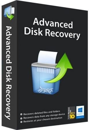 Systweak Advanced Disk Recovery Cover