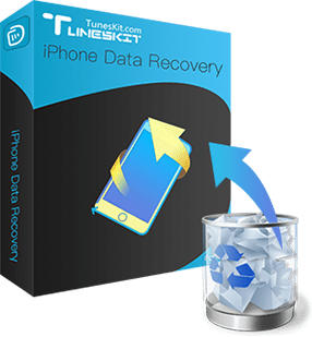 Tuneskit iPhone Data Recovery Cover