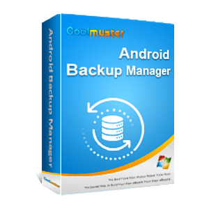 Coolmuster Android Backup Manager Cover