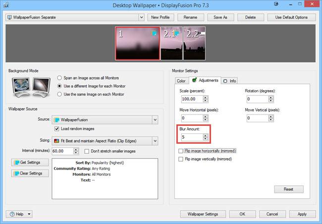 DisplayFusion Pro
