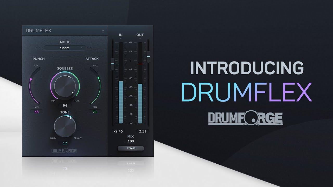 Drumforge Drumflex