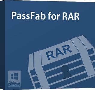 PassFab for RAR Cover