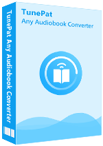 TunePat Any Audiobook Converter Cover