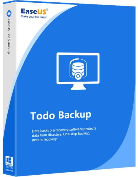 EaseUS Todo Backup Cover