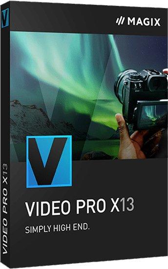MAGIX Video Pro Cover