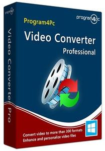 Program4Pc Video Converter Pro Cover