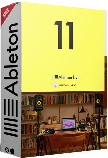 Ableton Live Suite Cover