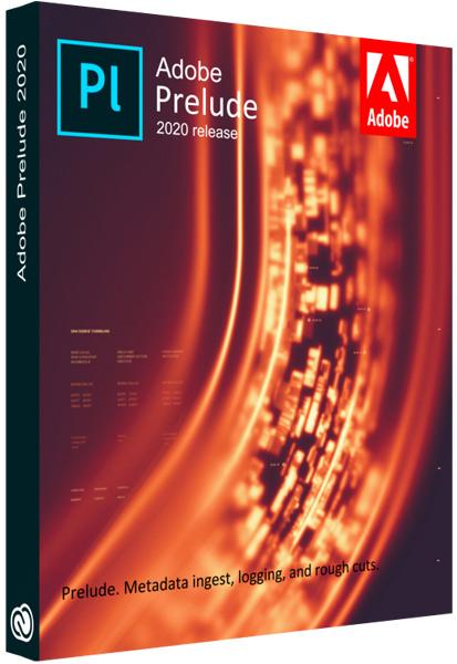 Adobe Prelude Cover