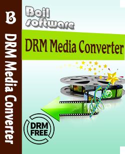Boilsoft iTunes DRM Media Converter Cover