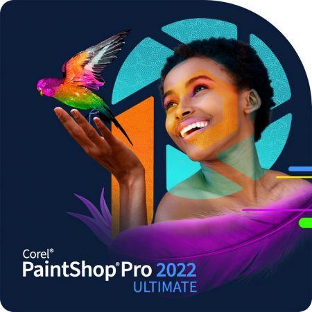 Corel PaintShop Pro 2022 Ultimate Cover