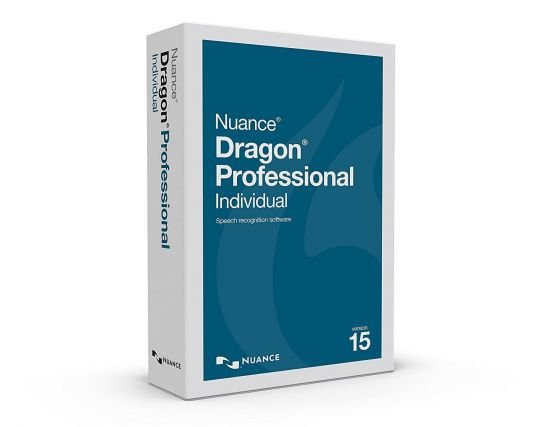 Nuance Dragon Professional Individual Cover