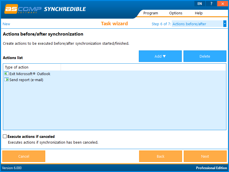 Synchredible Professional