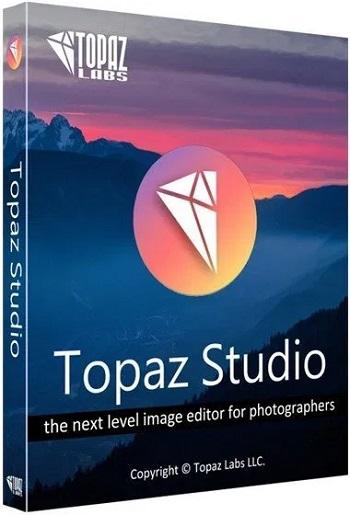 Topaz Studio Cover