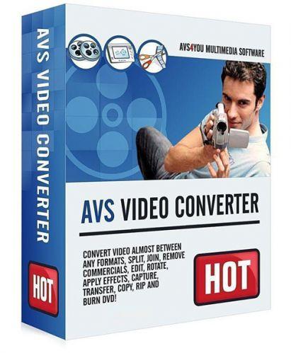 AVS Video Converter Cover