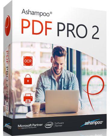 Ashampoo PDF Pro Cover