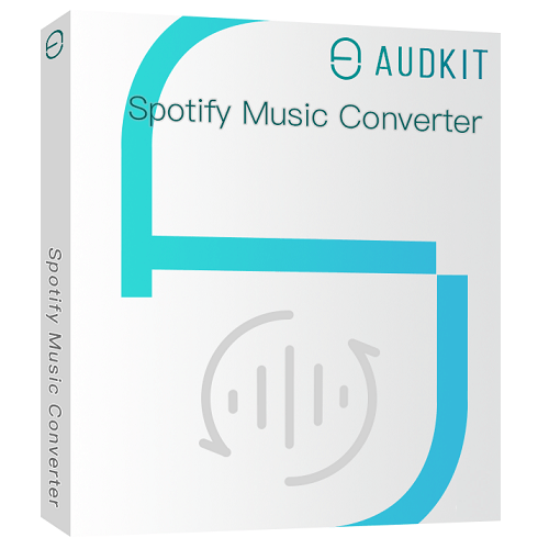 AudKit Spotify Music Converter Cover