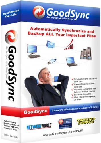 GoodSync Enterprise Cover
