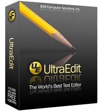 IDM UltraEdit Cover