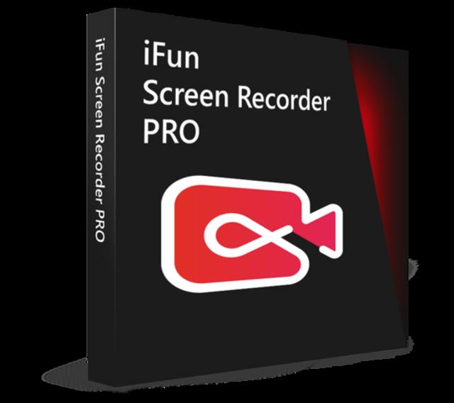 IObit iFun Screen Recorder Pro Cover