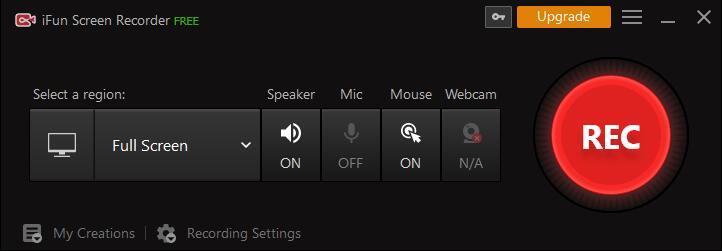 IObit iFun Screen Recorder Pro