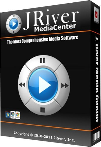 JRiver Media Center Cover
