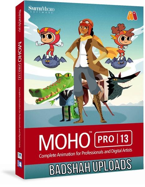 Moho Pro Cover