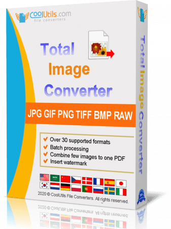 CoolUtils Total Image Converter Cover