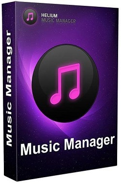 Helium Music Manager Cover