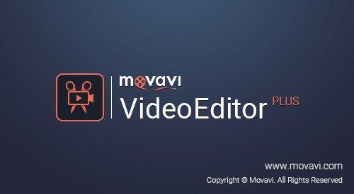 Movavi Video Editor Plus Cover