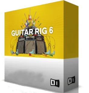 Native Instruments Guitar Rig 6 Cover