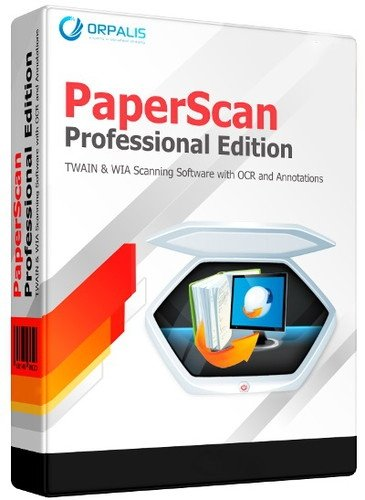 ORPALIS PaperScan Professional Cover