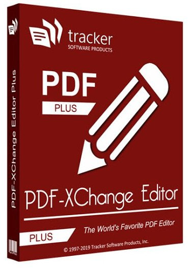 PDF-XChange Editor Plus Cover