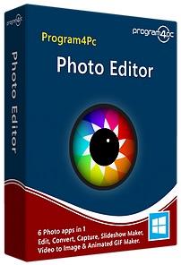 Program4Pc Photo Editor Cover
