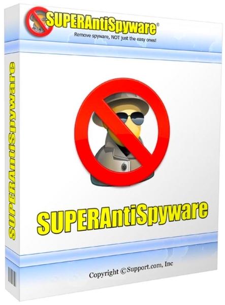 SUPERAntiSpyware Professional Cover