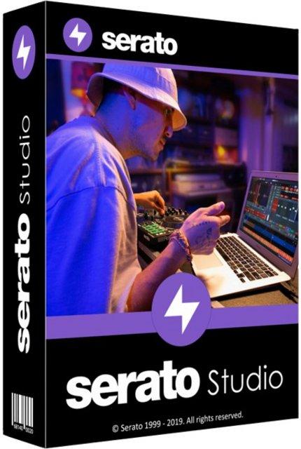 Serato Studio Cover