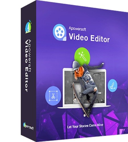 Apowersoft Video Editor Cover