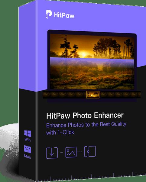 HitPaw Photo Enhancer Cover