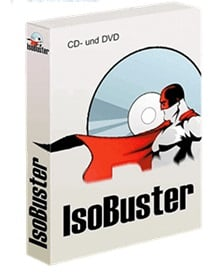 IsoBuster Cover