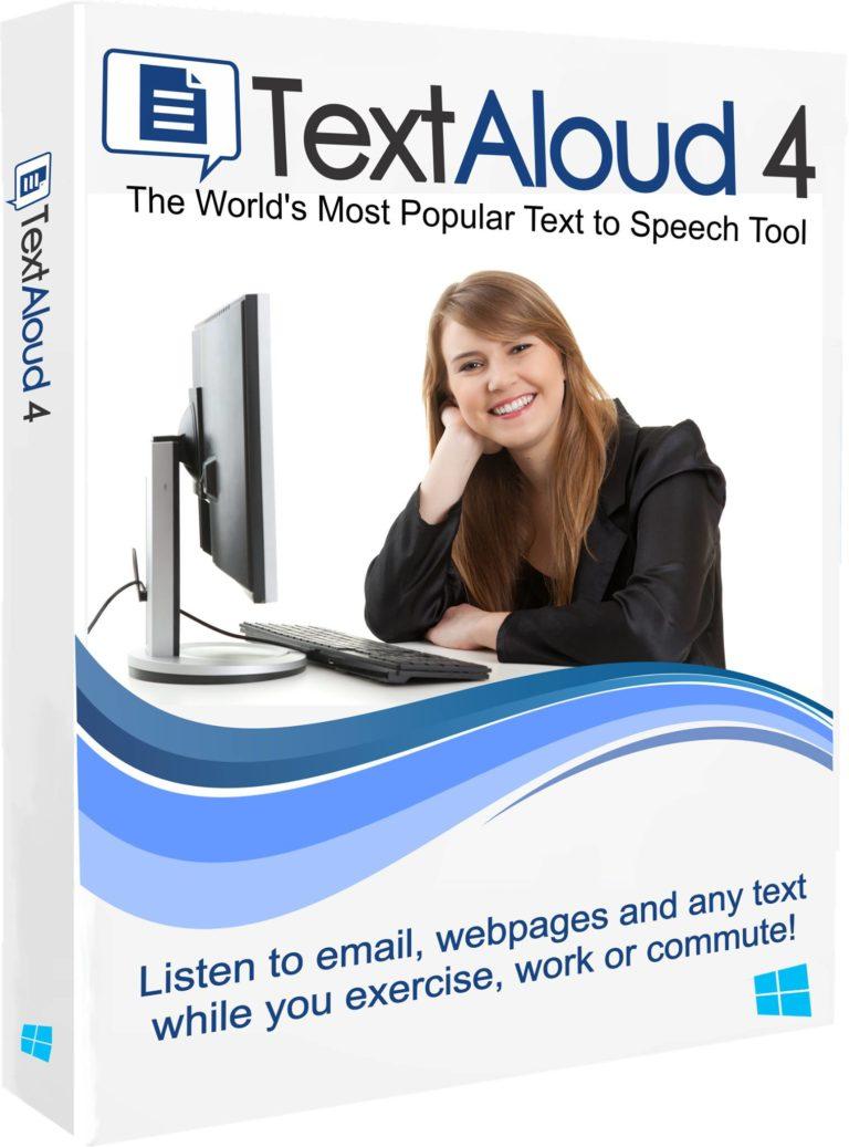 NextUp TextAloud Cover