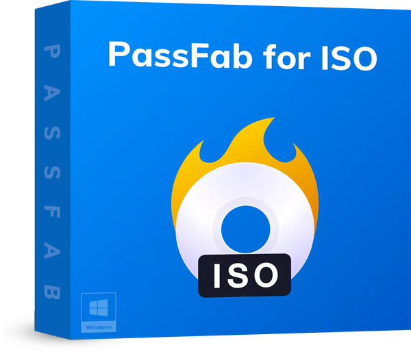 PassFab for ISO Ultimate Cover