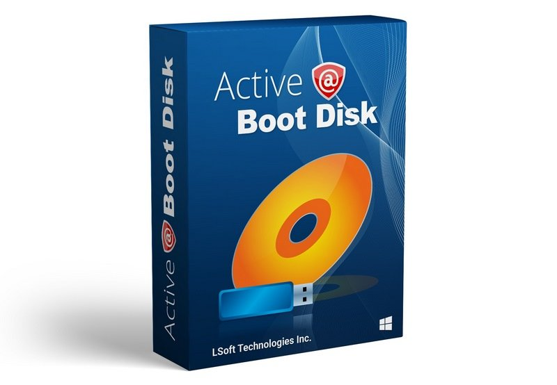 Active@ Boot Disk Cover