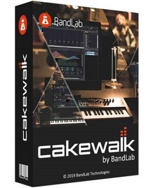 BandLab Cakewalk Cover