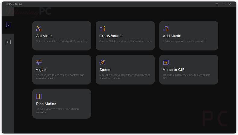 HitPaw Toolkit