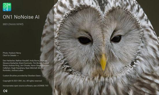 ON1 NoNoise AI Cover